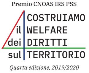 PREMIO IRS - CNOAS- PSS