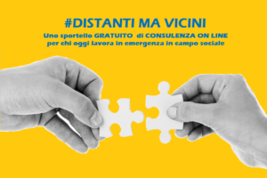 SPORTELLO GRATUITO DI CONSULENZA ON LINE